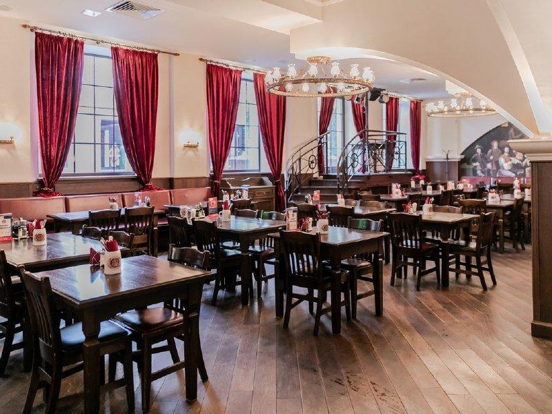Акция дня: -50% на все меню и напитки в пивном ресторане «Brauhaus G&M»