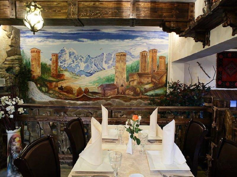 Акция дня: -50% на всё меню и напитки в ресторане «Трактир Тбилиси» на Электрозаводской