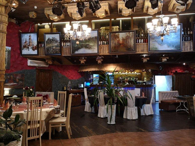 Акция дня: -50% на все меню и напитки в трактире «Тбилиси» в Сокольниках