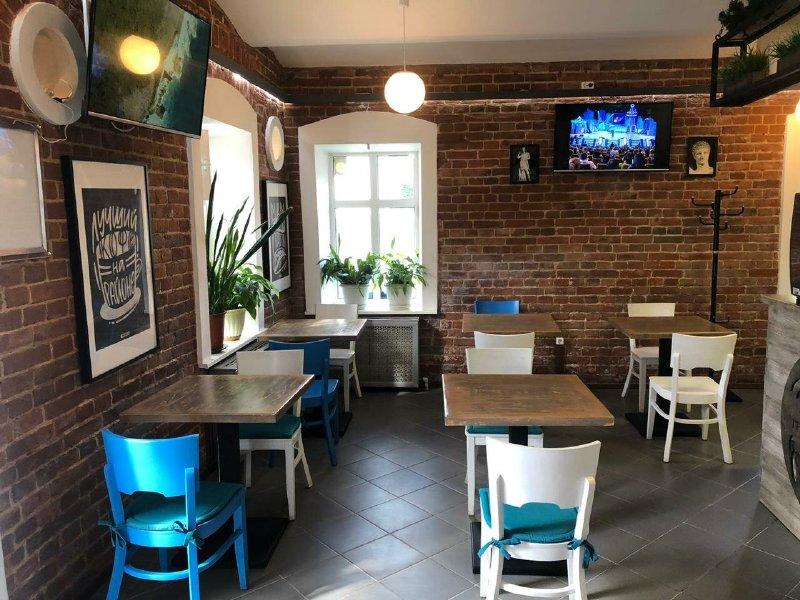 Акция дня: -50% на все меню и напитки в греческом кафе «Гриль и Сувлаки»