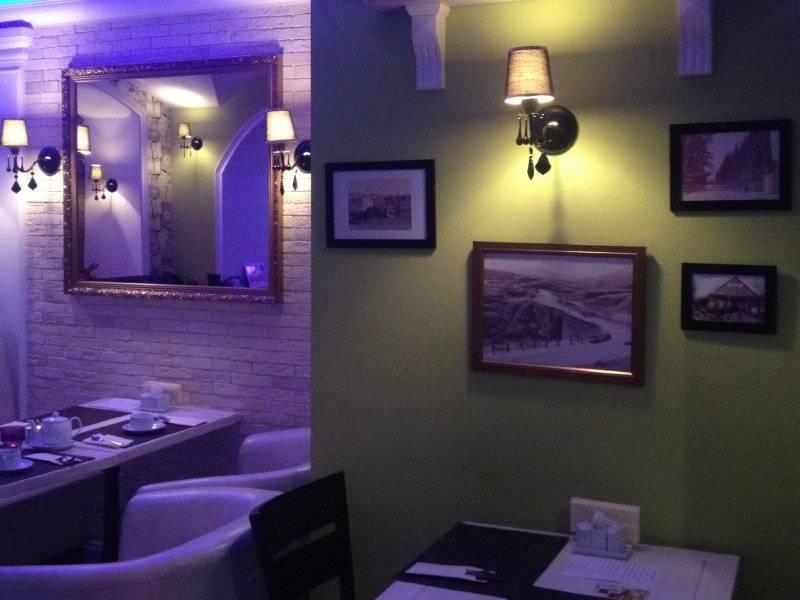 Акция дня: -50% на все меню и напитки в грузинском кафе «Кинзадза» на Мясницкой