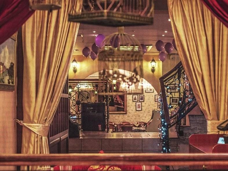 Акция дня: -50% на все меню и напитки в грузинском ресторане «Бахтриони»