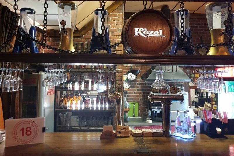 Акция дня: -50% на все меню и напитки в баре «Buffalo» на Артековской