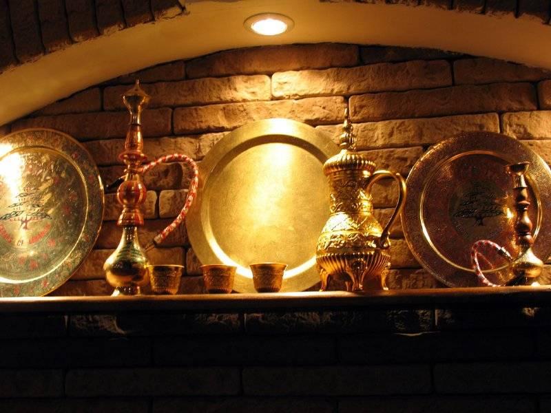 """Акция дня: -50% на всё меню и напитки в ливанском ресторане """"Бейрут"""""""