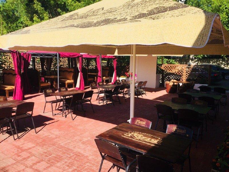 Акция дня: -50% на все меню и напитки в ресторане и летней веранде «Оазис» в Царицыно