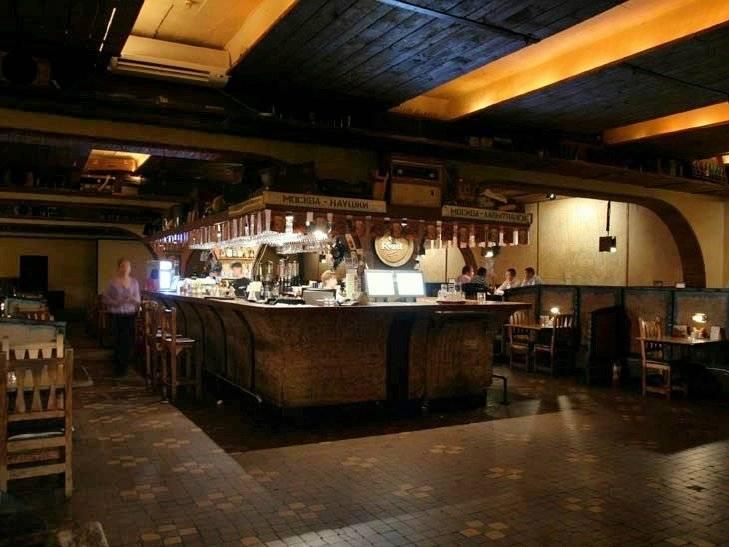 Акция дня: -50% на все меню и напитки в пивном ресторане «Бродяга» на Водном