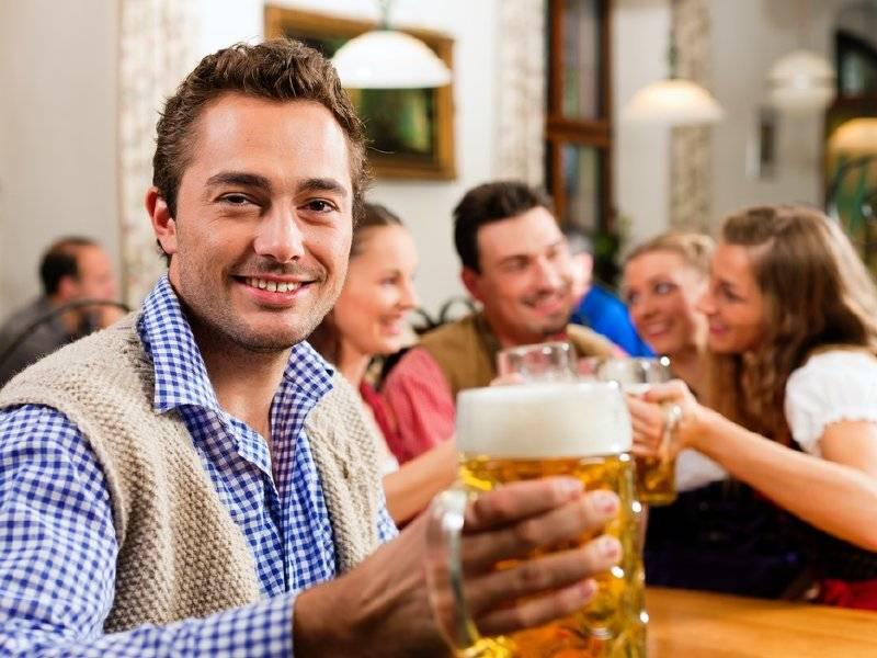 Акция дня: -50% на всё меню и напитки в пивном ресторане «Бирхаус» на Тверской
