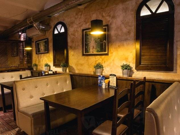 Акция дня: -50% на все меню и напитки в грузинском кафе «Берега» на Таганке