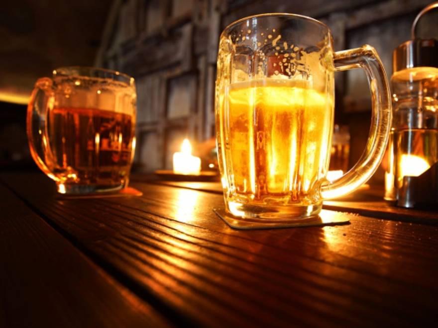 Акция дня: -53% на все меню и напитки в пивном ресторане «Элефант» на Цветном