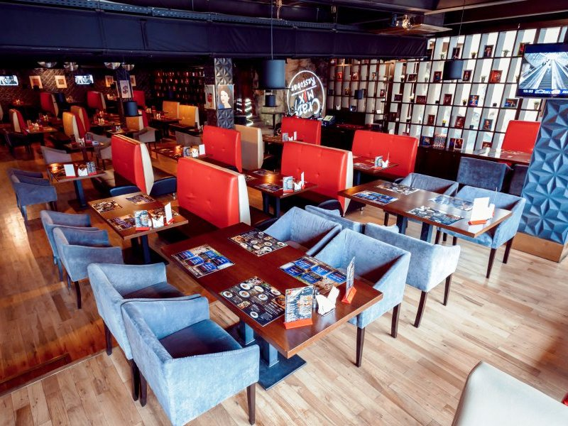 Акция дня: -50% на все меню и напитки в ресторане и баре «Crazy Mix» на Красных Воротах
